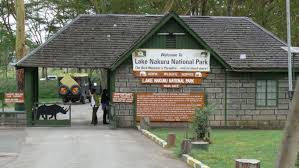 Lake Nakuru National Park Main Gate Entrance