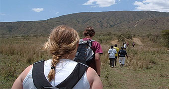 Mount Longonot Day Trip hiking tour